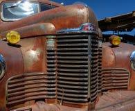 Camion internazionale antico Immagine Stock