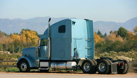 Camion lourd Photographie stock