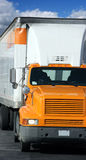 Camion lourd Image stock