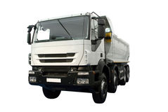 Camion lourd Photo stock