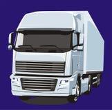 Camion lourd Photo stock