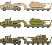 Camion Militaire Stock Illustrations, Vecteurs, & Clipart ...