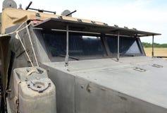 Camion militare americano storico della seconda guerra mondiale Immagini Stock Libere da Diritti