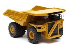 Camion pesante del giocattolo fotografia stock libera da diritti