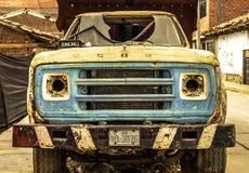 Camion piacevole immagini stock