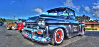 Camion pick-up de Chevy des années 1950 de vintage Image libre de droits