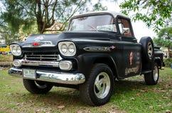 Camion pick-up de classique de Chevrolet Apache Images libres de droits