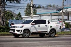 Camion privé d'Isuzu Cargo photographie stock libre de droits