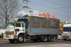 Camion privé de cargaison de Hino 500 FC9J Photos libres de droits