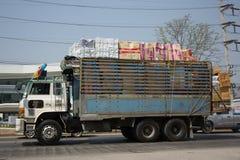 Camion privé de cargaison de Hino 500 FC9J Photos stock
