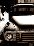 Camion retiré Images stock