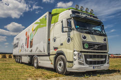 Camion Volvo Immagine Stock
