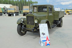 Camion ZIS-5 Photographie stock