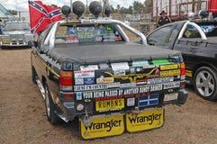 Camioncino Immagini Stock Libere da Diritti