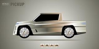 Camioncino royalty illustrazione gratis