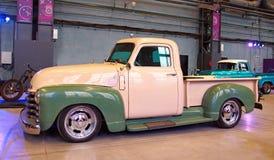 Camioncino americano classico Fotografia Stock