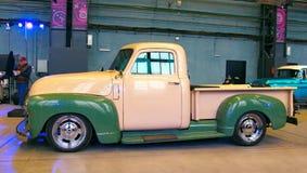 Camioncino americano classico Fotografie Stock