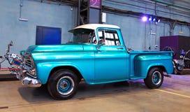 Camioncino americano classico Immagine Stock