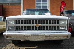 Camioncino 100% Chevrolet C-10, 1981 Immagine Stock