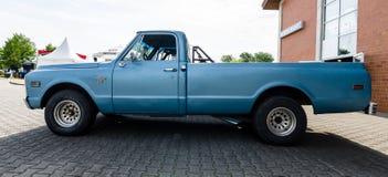 Camioncino 100% Chevrolet C-10 Fleetside, 1969 Fotografie Stock
