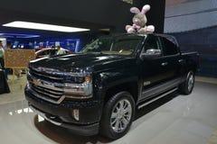 Camioncino di Chevrolet Silverado Fotografie Stock