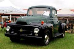 Camioncino internazionale della mietitrice Immagine Stock Libera da Diritti