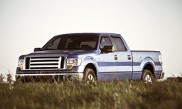 Camioncino scoperto fotografie stock