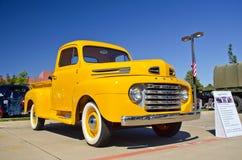 Camioncino scoperto 1949 del Ford F1 Immagini Stock Libere da Diritti