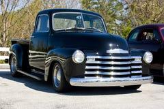 Camioncino scoperto 1950 della Chevrolet Fotografia Stock