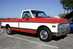 Camioncino scoperto 1972 della Chevrolet Fotografia Stock Libera da Diritti