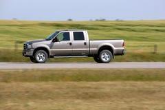 Camioncino scoperto immagini stock libere da diritti