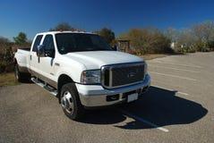Camioncino scoperto del Ford F-350 fotografia stock libera da diritti