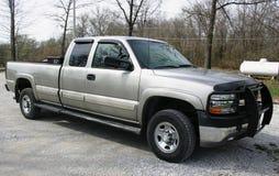 Camioncino scoperto di modello ritardato di Chevy Immagine Stock Libera da Diritti
