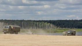 Camiones militares
