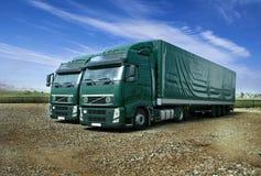 Camión; Fotos de archivo libres de regalías