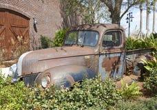 Camioneta pickup Imagen de archivo libre de regalías