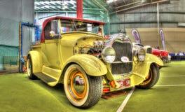 Camioneta pickup americana de Ford de los años 20 del vintage Fotografía de archivo