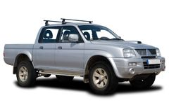 Camionete Imagem de Stock Royalty Free