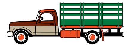 Camionete ilustração do vetor