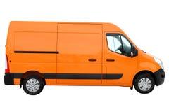 Camionete compacta moderna Fotografia de Stock