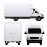 Camionete da carga ilustração stock