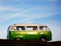 Camionete de campista Fotografia de Stock