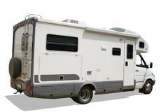 Camionete de campista Fotografia de Stock Royalty Free