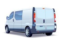 Camionete de entrega Imagens de Stock