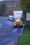 Camionete de Morrisons Fotografia de Stock