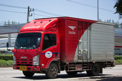 Camionete do cargo de Tailândia Imagem de Stock Royalty Free