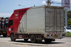 Camionete do cargo de Tailândia Foto de Stock