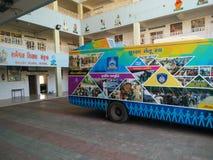 Camionete do conhecimento Fotos de Stock