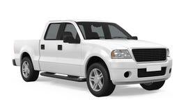 Camionete isolada ilustração stock