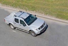 Camionete pesada da caça imagem de stock